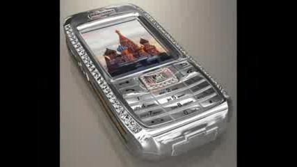 Най - Скъпите Телефони За Изминалата 2007г