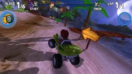 Beach Buggy Racing - Безплатна рали игра (виж описанието)