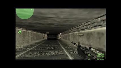 3 fast kills with m4a1 ;