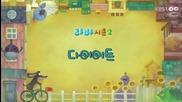 Смешна анимация - Ларва - (сезон 2) - еп.12 - Здравей Лилав&диетата на Жълтия