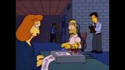 Смях До Пръсване!!! Хоумър И Детектора The Simpsons - Homer lie detector