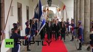 Ecuador: Maduro and Colombian President Santos meet over border crisis