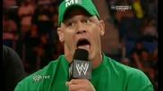 Wwe Raw 11.06.12 Big Show нокаутираmr.mcmahon И Новите стипулации Във Мача на Сина Срещу Грамадатa