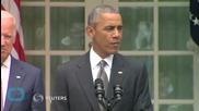Obama Jabs at GOP's 'Hunger Games'