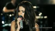 Selena Gomez Walmart Soundcheck- Naturally