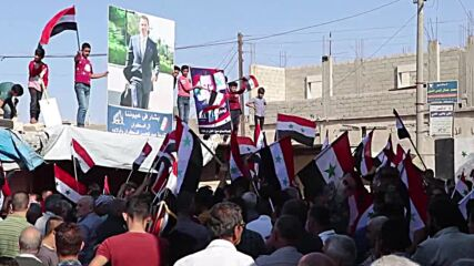 Syria: Hundreds protest in Tal Rifaat after Turkey signals new military campaign