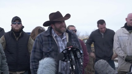"USA: ""We will not give up"" says Oregon militia as occupation continues"