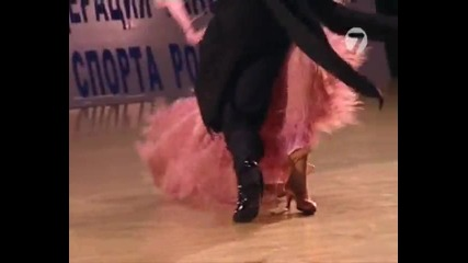 Tango - Idsf International Open Standard Moscow 2008