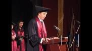 Четирима пълни отличници на Випуск 2012 на Пловдивския медицински университет