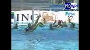 Water Polo Hungria