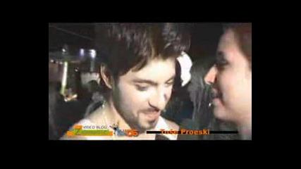 Tose Proeski - Budva 2006 Interview