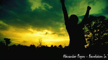 *tune of The Week*alexander Popov - Revolution In You (strings Remix)