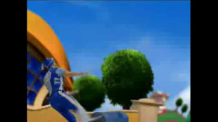Lazytown - Welcome To Lazytown