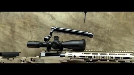 Снайпер Remington Msr