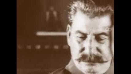 Разгромът на Петата колона - Сталин