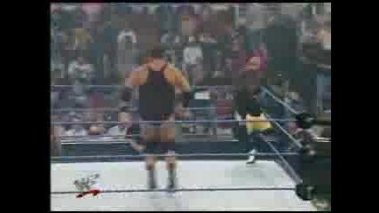 Jeff Hardy vs Big Show