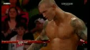 Wwe Raw 11110 - John Cena vs Kofi Kingston vs Randy Orton - Part 22 (hq)