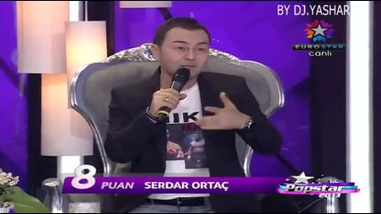 Pop Srar 2013 - Ismail Seni Sevm