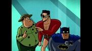 Батман - Дръзки и смели, Детски сериен анимационен филм Бг Аудио С2 Е2