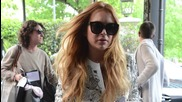 Lindsay Lohan Could Serve Jail Time for Not Completing Community Service