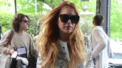 Lindsay Lohan Could Serve Jail Time for Not Completing Community Service