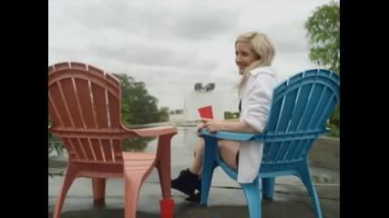 Ели Гулдинг и DJ Калвин Харис играят любовници в нов клип