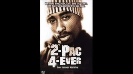 2 Pac - Cant See Me
