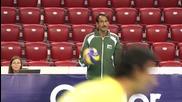 Уникално ВИДЕО: Гонг на тренировка на Пакистан