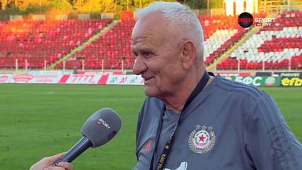 Люпко Петрович: Поздравявам футболистите, за Бодуров няма да коментирам