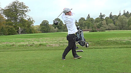 Disabled Irish golfer overcomes obstacles to chase Paralympic dreams