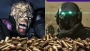 10 video game bosses that are real bullet sponges