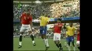 15.06.09 Бразилия 4:3 Египет Жуан Гол