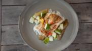 Риба махи-махи с цитрусов сос | Джъстин Скофийлд