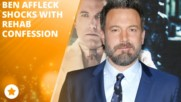 Ben Affleck just completed rehab for alcoholism