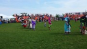 Етнофестивалът - Общ танц с публиката