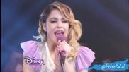 Violetta 3: Виолета пее Quiero | Rebola