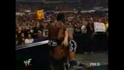 Smackdown 2001 - Kurt Angle Vs. Booker T