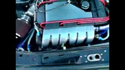 Golf Mk2 Vr6 turbo It s running