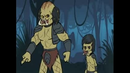 Predator s Teenage Son