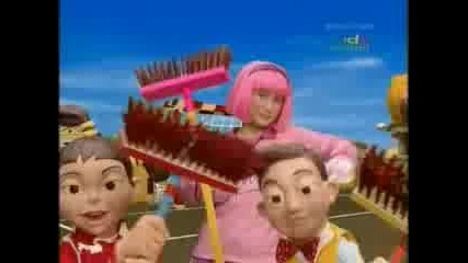 Lazytown song - Play Time Vbox7