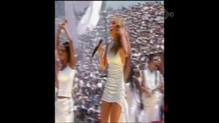 Jennifer Lopez – Let's Get Loud | Live from the Women's World Cup Usa '99 Final (10.07.1999)