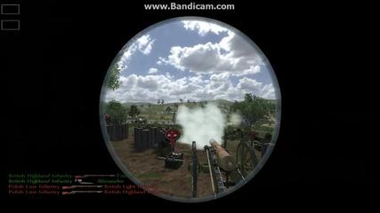 Mount and Blade Warband-napoleonic Wars Cannon Kills