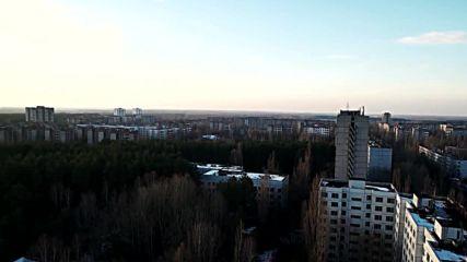 Изоставения Припят в Чернобил - 30 години по-късно
