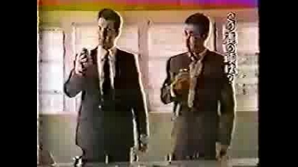 Georgia Coffee Ad By David Lynch
