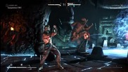 Mortal Kombat X Bg Kano vs Sonya Blade