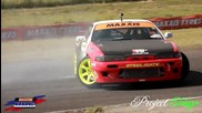 Backwards Entry - Mike Gaynor Steelmate Drift Team Pro Driver - Maxxis Bdc Round 2