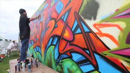 Изкуството на графитите