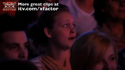 Тази се престара прекалено много * С М Я Х * The X Factor 2011