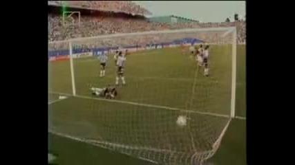 Bulgaria - Argentina 2 0 (world cup 1994)