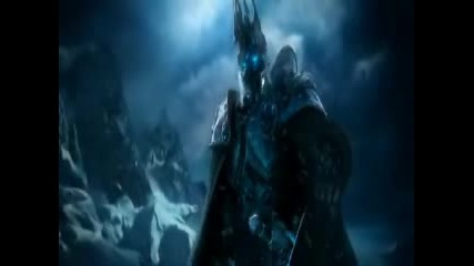 Bulgarian Version Wrath Of The Lich King Trailer